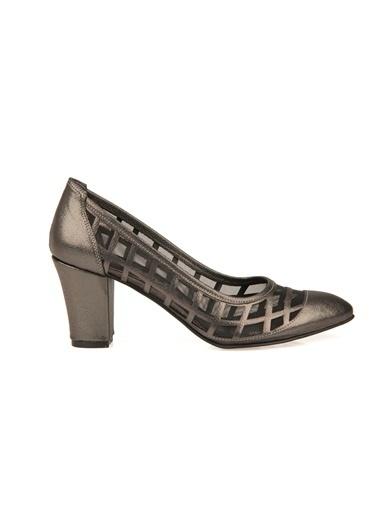 Punto Ayakkabı Gümüş